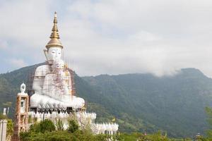 groot boeddhabeeld in wat pha, thailand