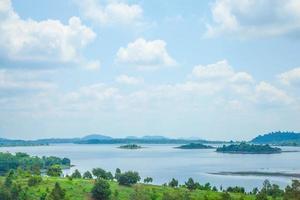 landschap in Thailand