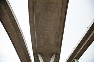 kronkelende bochtbruggen foto