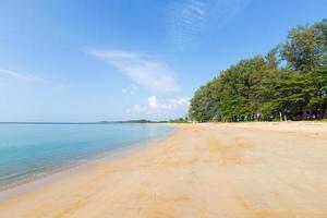 strand in phuket, thailand foto