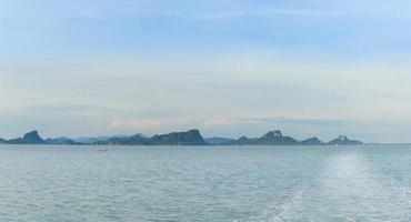 berg en zee