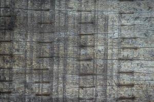 close-up van grijze houten muur voor textuur of achtergrond foto
