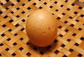 ei in een mand