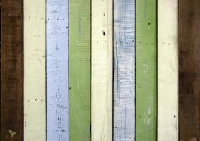 rustiek veelkleurig hout foto