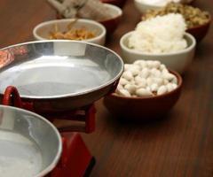 Chinese kruidengeneeskunde foto
