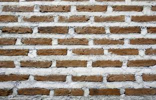 oude bakstenen textuur foto