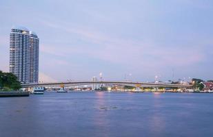 phra pinklao brug in thailand