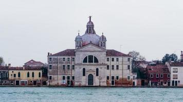 santa maria della presentazione kerk in Venetië, Italië foto