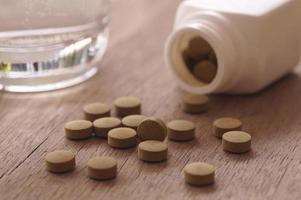 kruidengeneesmiddel in pil