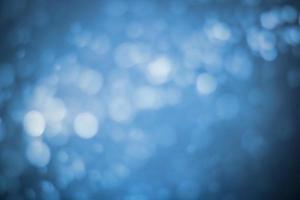 blauwe achtergrond wazig foto