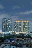 gebouwen in bangkok, thailand