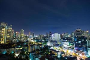 bangkok stad 's nachts
