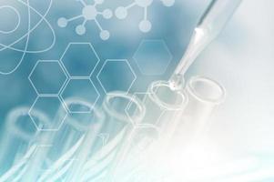 wetenschap en onderzoek concept