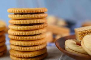 koekjes en crackers