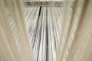 oude Thaise geweven zijden doeken