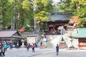 nikko toshogu-tempel in Tokio, 2016