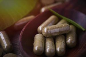 kruidengeneeskunde capsules
