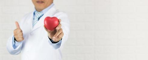 hart gezondheid concept