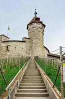 fort van munot in schaffhausen, zwitserland