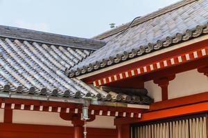 sensoji-tempel in asakusa-gebied, tokyo, japan