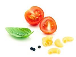 Italiaans eten concept foto