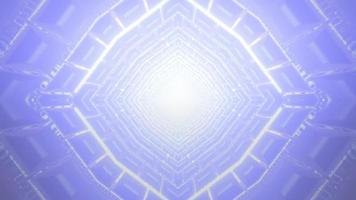 kleurrijke 3d caleidoscoop ontwerp illustratie voor achtergrond of textuur foto