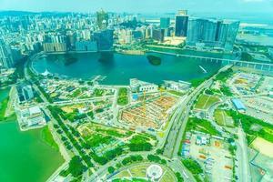 stadsgezicht van de stad Macau