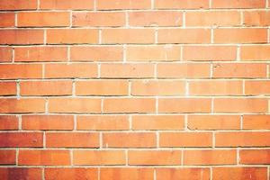 oude stenen bakstenen muur achtergrond foto