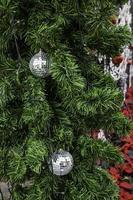 disco bal kerst ornamenten