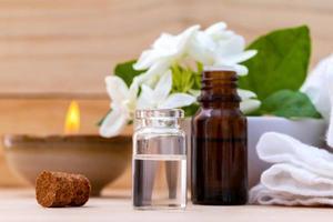 aroma-olieflessen