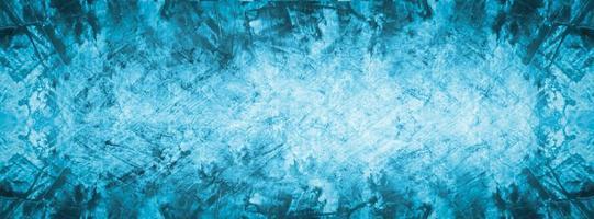 blauwe achtergrond met textuur foto