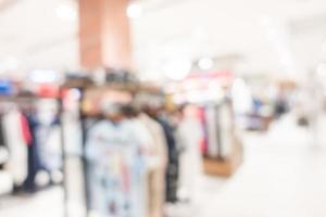 abstract wazig winkelcentrum foto