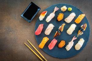 nigiri sushi set