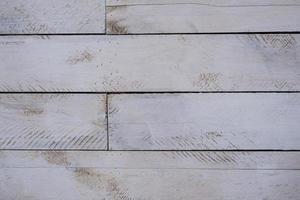 oude houten planken horizontaal gerangschikt textuur achtergrond foto