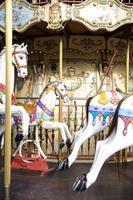 detail uit de vintage carrousel