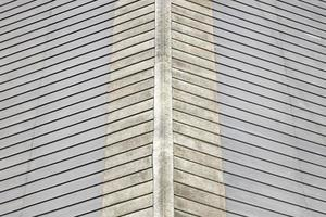 hoek van het moderne gebouw foto