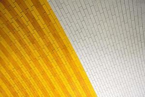 detail van de moderne architectuur foto