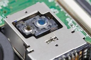blu-ray rom-leeskopeenheid foto