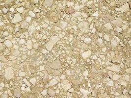 stukje droge grond voor achtergrond of textuur foto