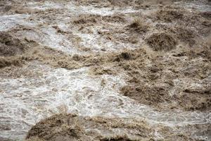 urubamba rivier in peru