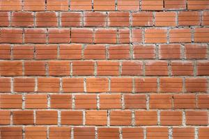 detail van de oude bakstenen muur