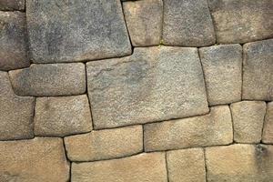 oude stenen muur