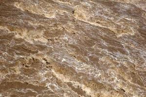 urubamba rivier in peru foto