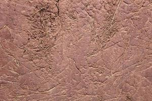 abstracte terracotta betonnen muur textuur achtergrond foto