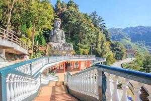 Boeddhabeeld bij Chin Swee Caves Temple in Genting Highlands, Pahang, Maleisië, 2017