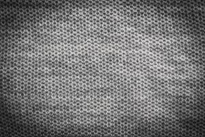 grijze katoenen textuur foto