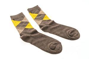 sokken op witte achtergrond