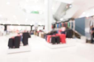 intreepupil winkelcentrum achtergrond foto