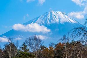 mt. fuji met in yamanashi, japan