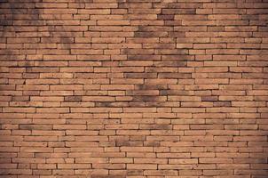 versleten bakstenen muur
